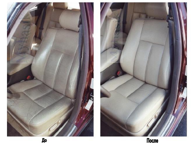Как восстановить салон автомобиля своими руками