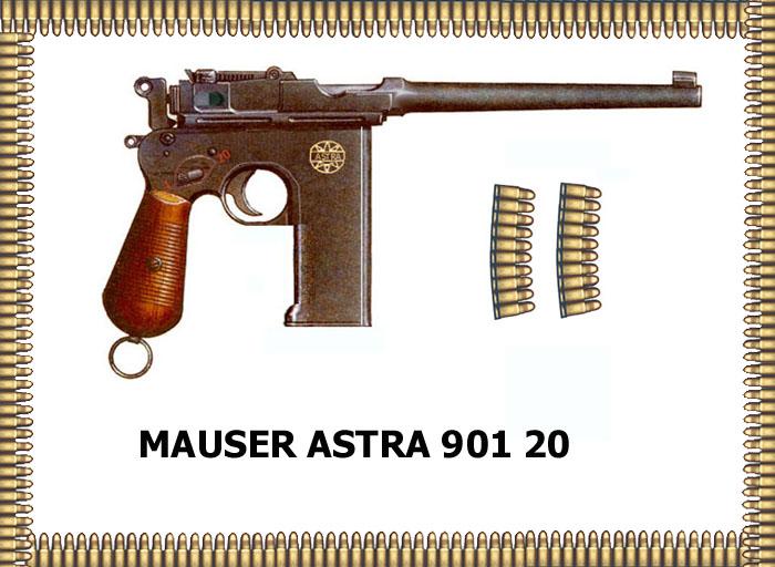 С 1932 г. фирма «Маузер-Верке