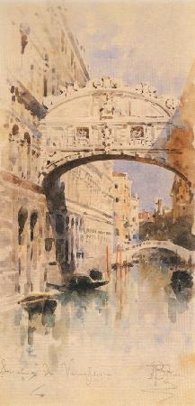 Мост вздохов 1894