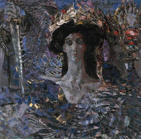 Шестикрылый серафим 1904