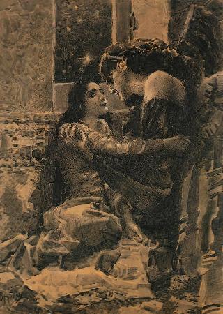 Тамара и Демон 1890