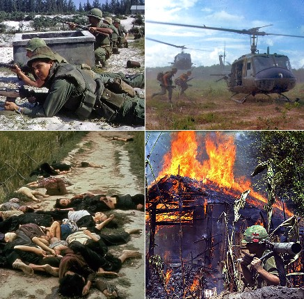an account of the 1968 my lai incident in vietnam