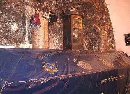 Кенотаф,  гробница царя Давида