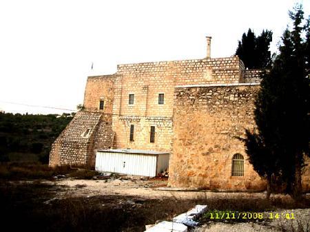 Греческий Крестный монастырь