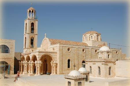 Подворье РДМ «Иоанна Предтечи» в Иерихоне