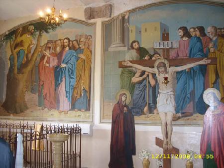 Гробница Св.Праведного Лазаря Четверодневного.