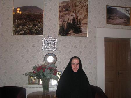 Монахиня Алевтина