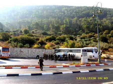 Израильские военные тоже куда-то собираются