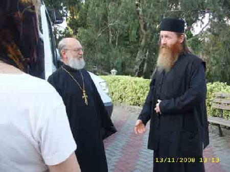 Тиверия,  подворье РДМ «Св.Марии Магдалины»