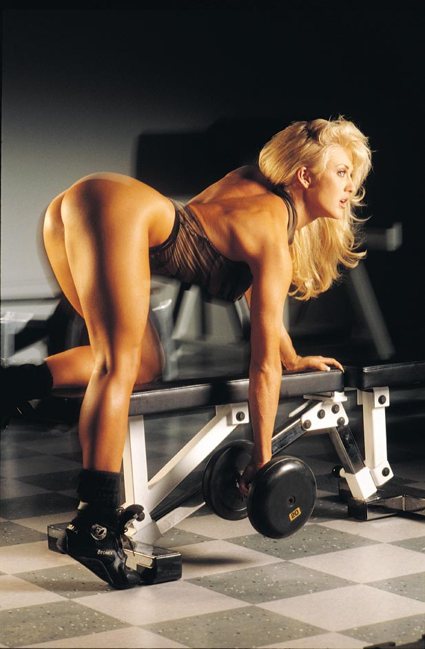 Бодибилдинг и фитнес фото обои эротика
