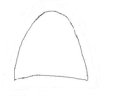 Как сделать собачку из бумаги с ушками