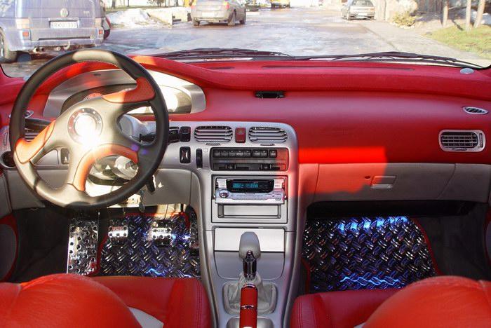 Mazda 3 своими руками