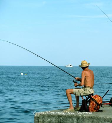 проект про рыбаков