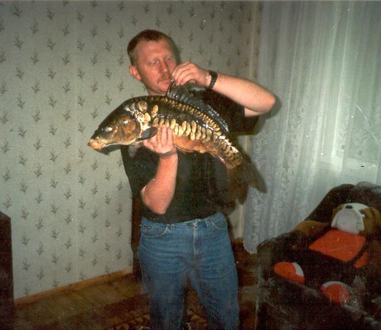 отец рыбак