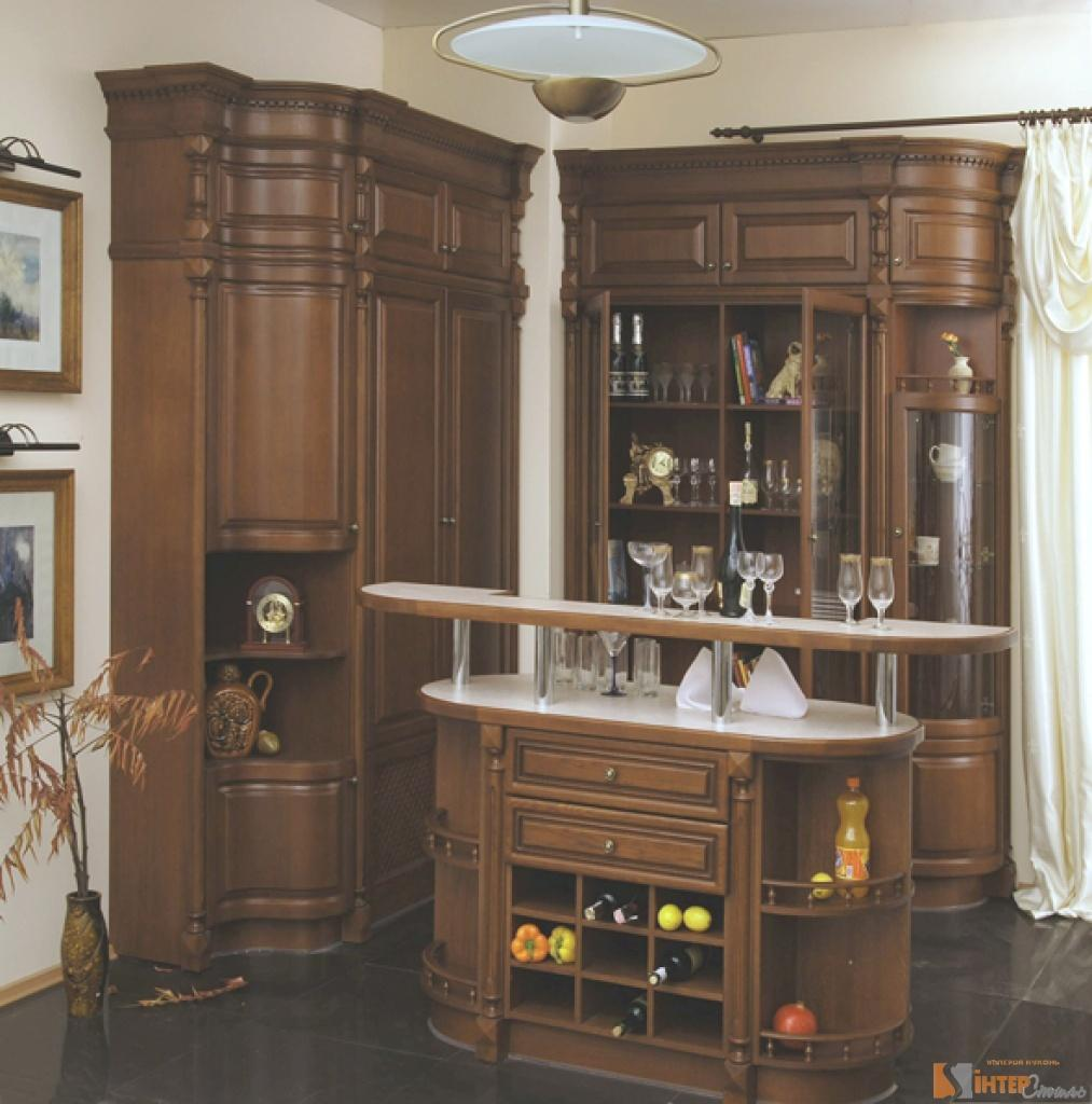 Мебель Для Гостиной Натуральное Дерево В Москве
