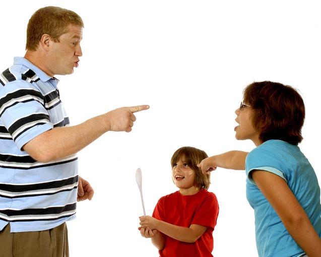 Как сделать так чтобы родители перестали ругаться - ВИРЕС