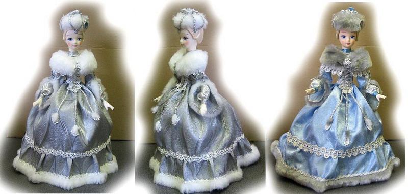 Шкатулки из кукол своими руками мастер класс видео