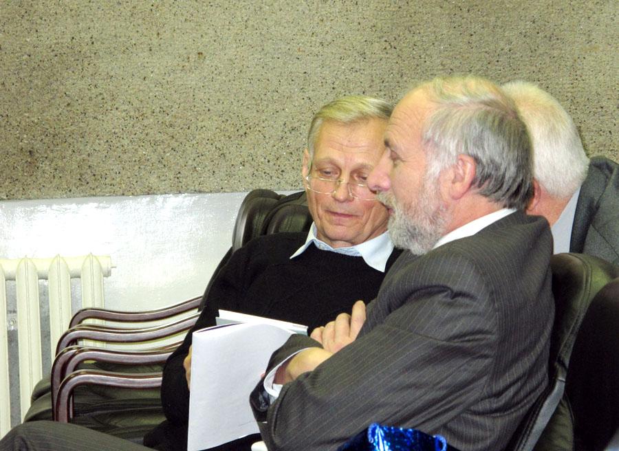 В.М.Бузник и А.К.Иванов-Шиц