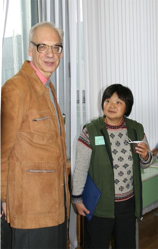 А.А.Соболь, Л.Ли