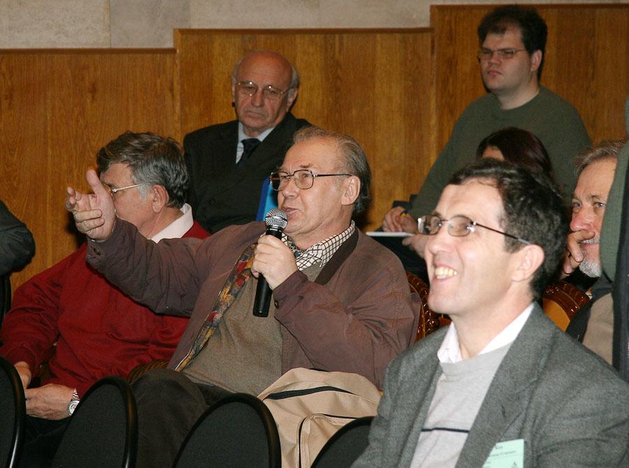 Вопросы к докладчику
