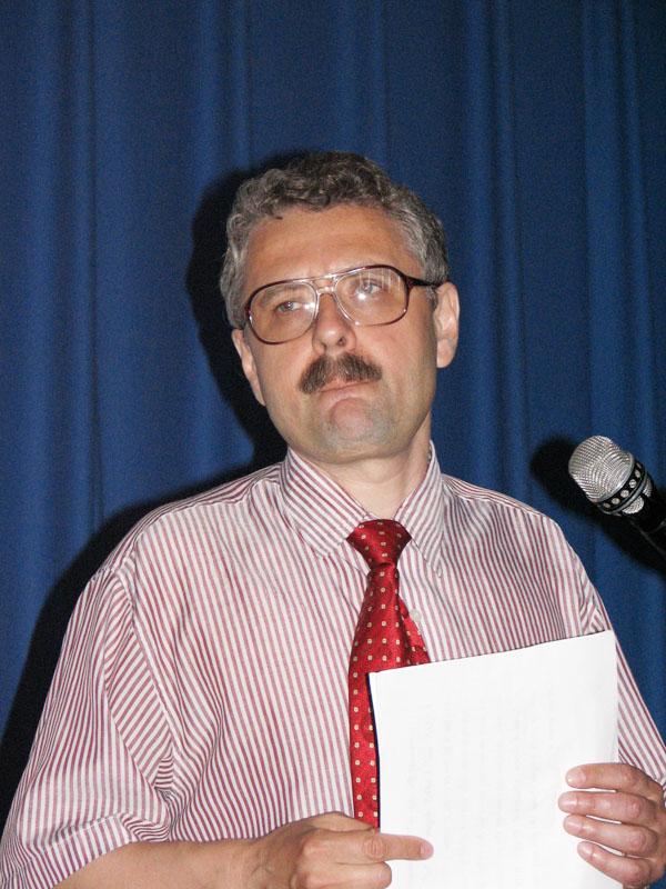 Ю.В.Орловский (ИОФРАН)