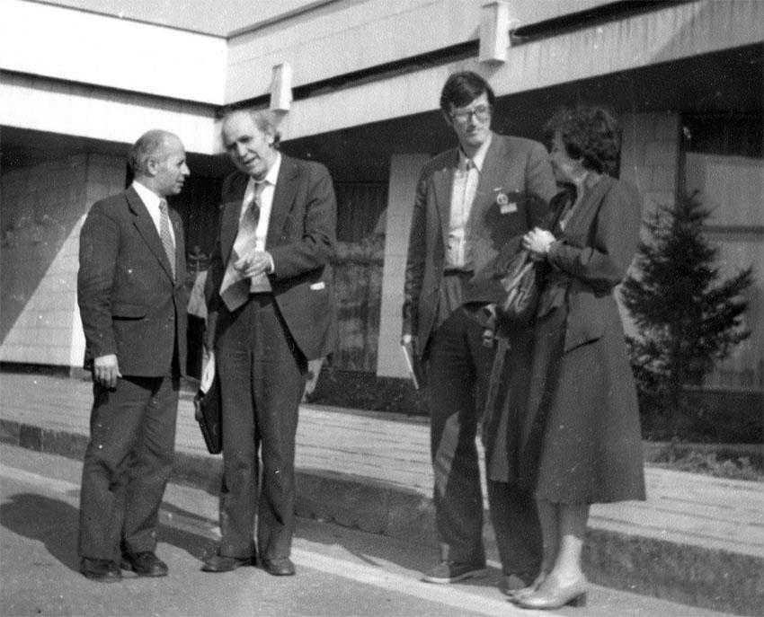 Суздаль, 1980
