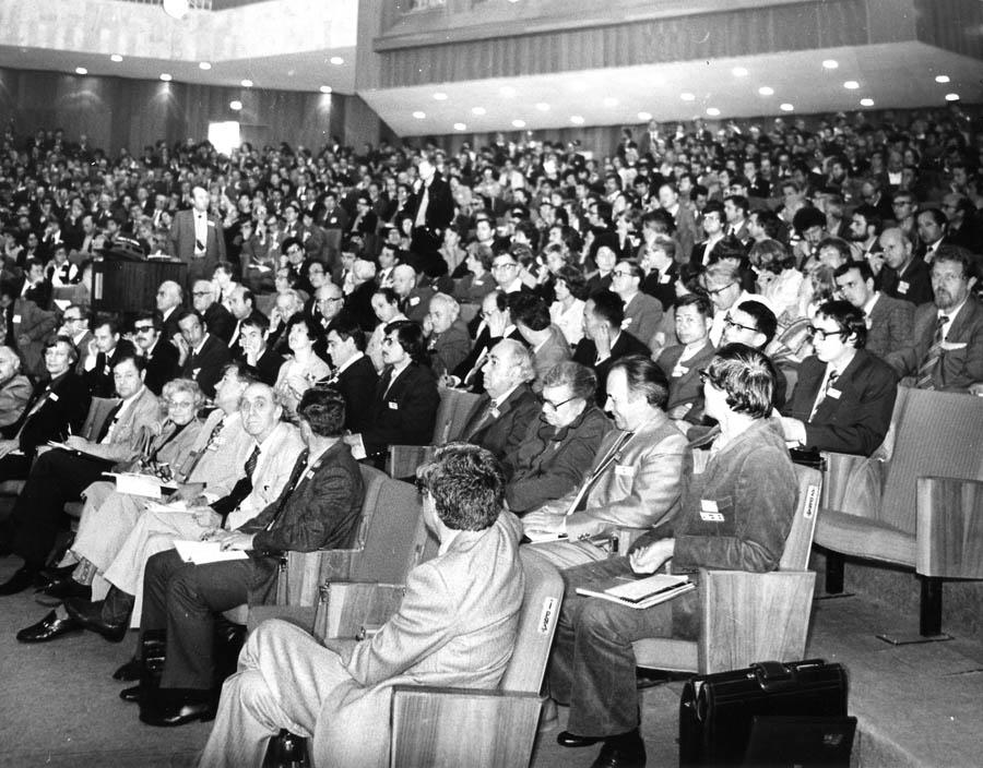 VI Международная конференция по росту кристаллов, Москва, 1980 г.