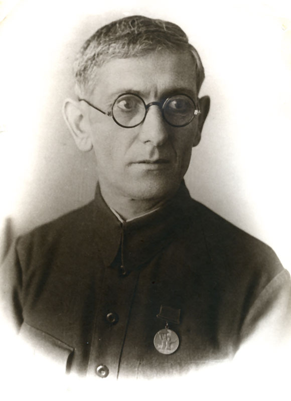 Шаумян Вагинак Арутюнович