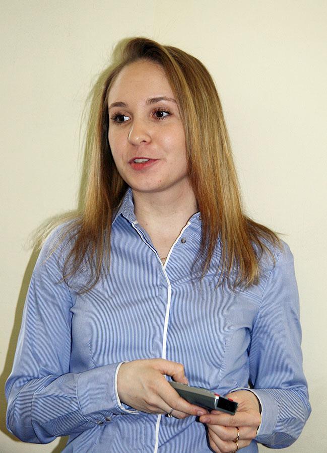 Юлия Александровна Рожнова