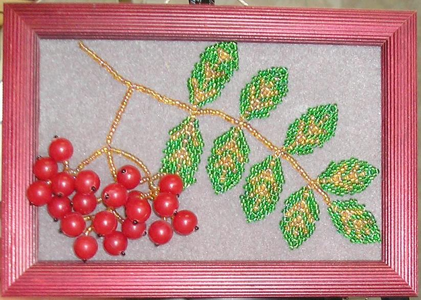 Схемы панно из бисера своими руками